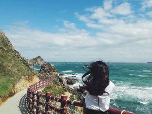 khu du lịch eo gió